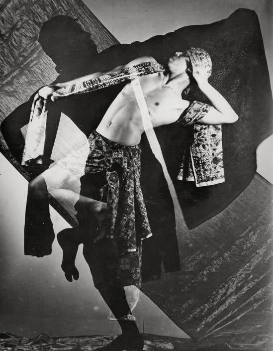 Edmund Kesting-Javanischer Tanz, 1934
