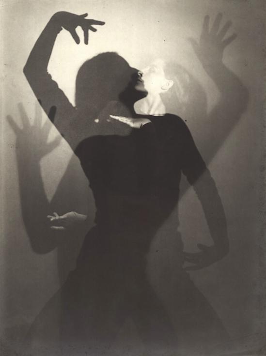 Edmund Kesting- Tanz Dore Hoyer Dresden 1926