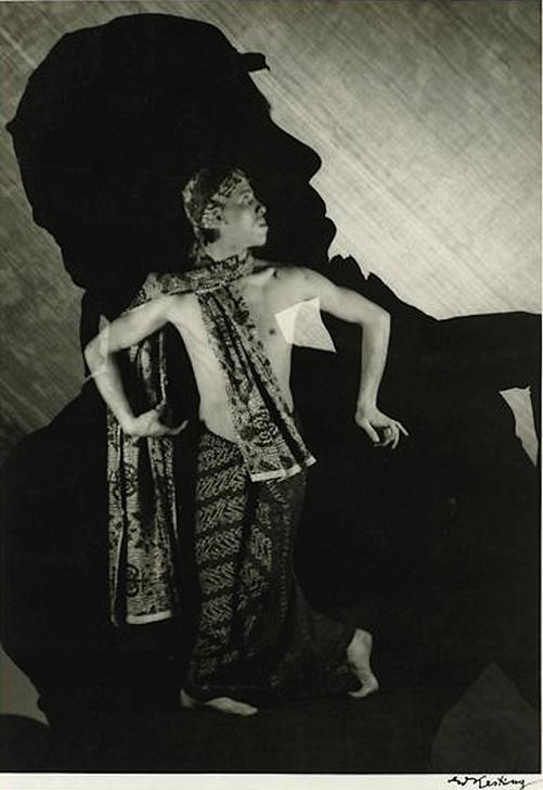 Edmund Kesting - Javanischer Tanz, 1931