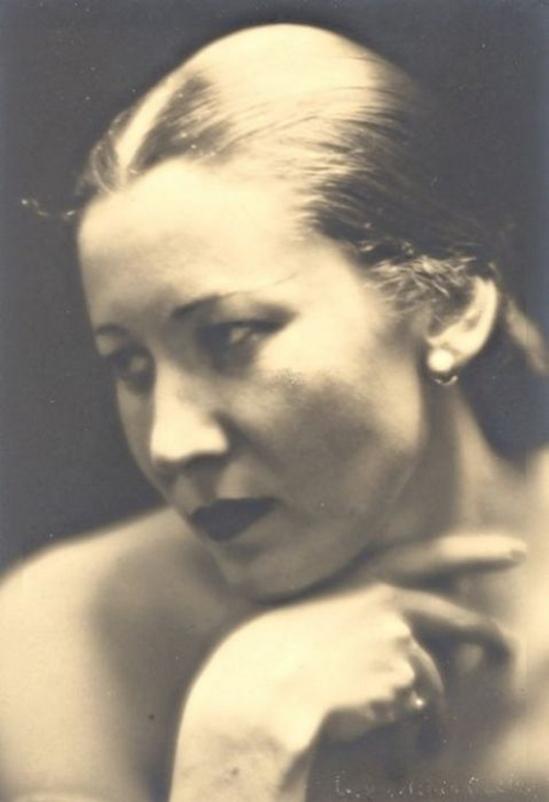 Laure Albin Guillot - Odile Bagge, 1930