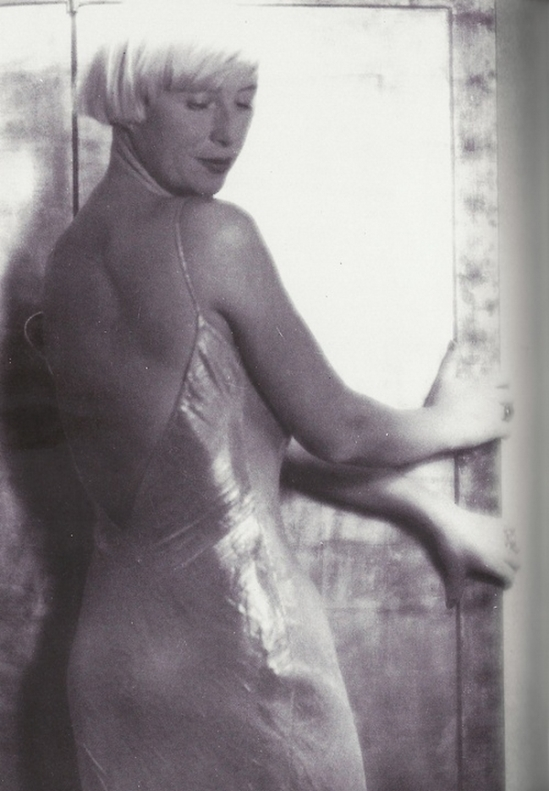 Laure Albin Guillot - Suzy Solidor, vers 1930.