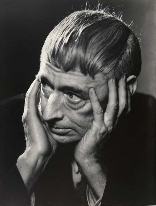 Max Dupain Norman Lindsay, 1936