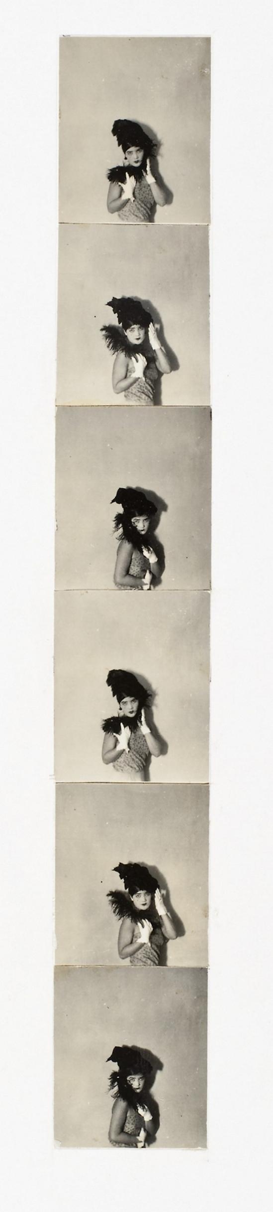 Renata Bracksieck - Self-Portrait, 1920