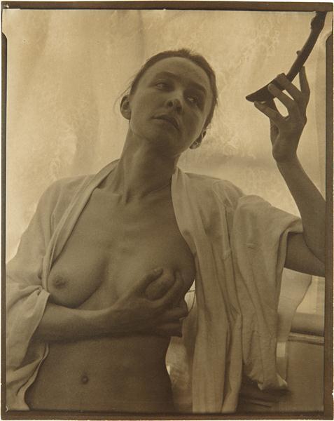 Alfred Stieglitz -Georgia O'Keeffe, 1919