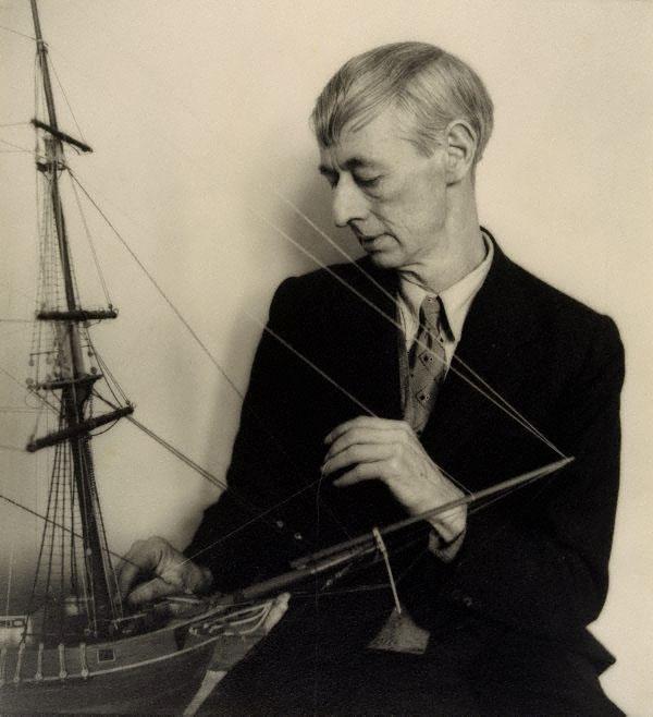 William Buckle-Norman Lindsay, 1936