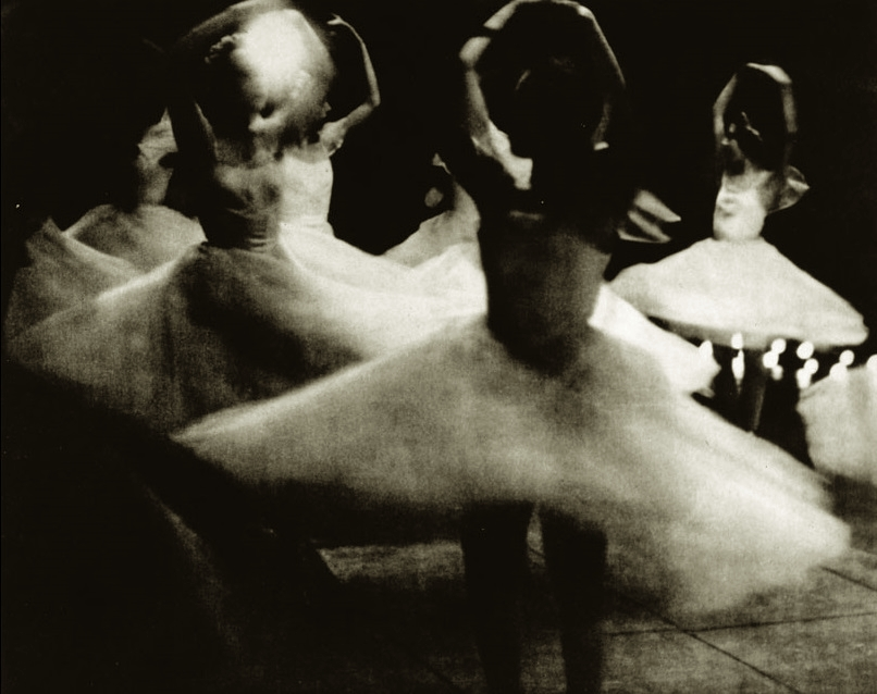 Alexey Brodovitch (1898-1971) Untitled (from the Ballet series, Les Sylphides)