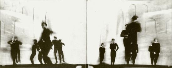 Alexey Brodovitch- Ballet Choreartium 1935-37. from Ballet ed J.J. Augustin Publisher, 1945