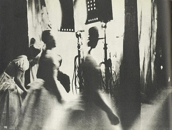 Alexey Brodovitch- Ballet Les Noces, 1935-1937. from Ballet ed J.J. Augustin Publisher, 1945