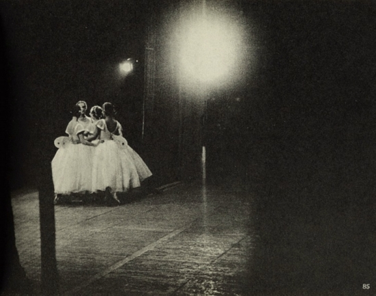 Alexey Brodovitch- Ballet Les Sylphides, 1935-1937. from Ballet ed J.J. Augustin Publisher, 1945