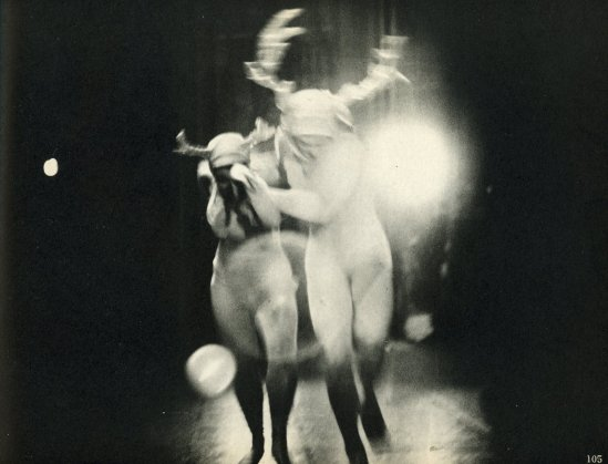 Alexey Brodovitch- Ballet Septième Symphonie, 1935-37. from Ballet ed J.J. Augustin Publisher, 1945