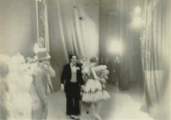 Alexey Brodovitch-Boutique fantasque, 1935-37. from Ballet ed J.J. Augustin Publisher, 1945