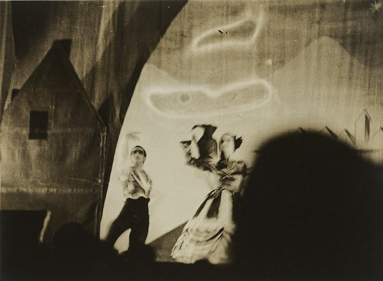 Alexey Brodovitch Le tricorne Ballet 1935-37 . from Ballet ed J.J. Augustin Publisher, 1945