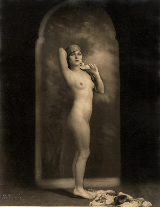 Baron De Mirjian - Nude , 1920s
