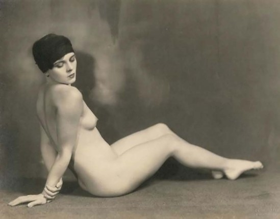 Baron (John De Mirjian) - Etude de nu, New York, 1920s.