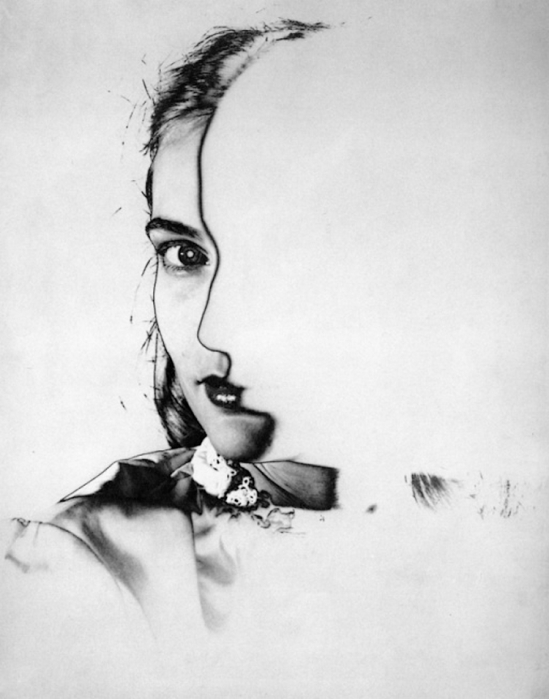 Erwin Blumenfeld – Photography-Collage solorised – Nd