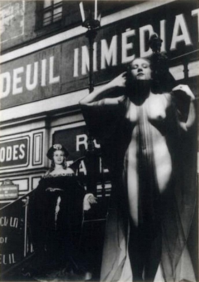 Georges Hugnet -From Huit jours à Trébaumec, 1969 (Atelier Mercher, Services du Guide rose Micheline,)  journal de vacances de Georges Hugnet