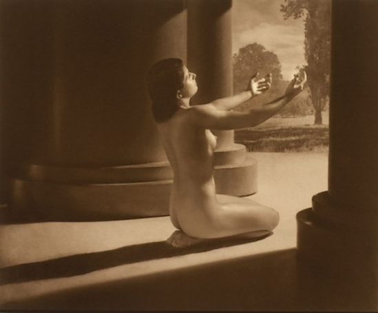 Harold F. Kells- Clytie  1934