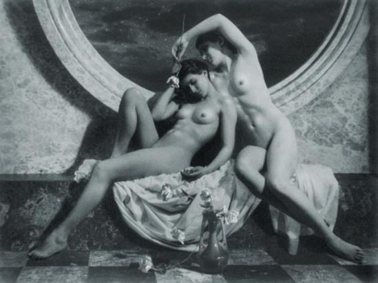 Harold F. Kells  -Grecian Nocturne 1935