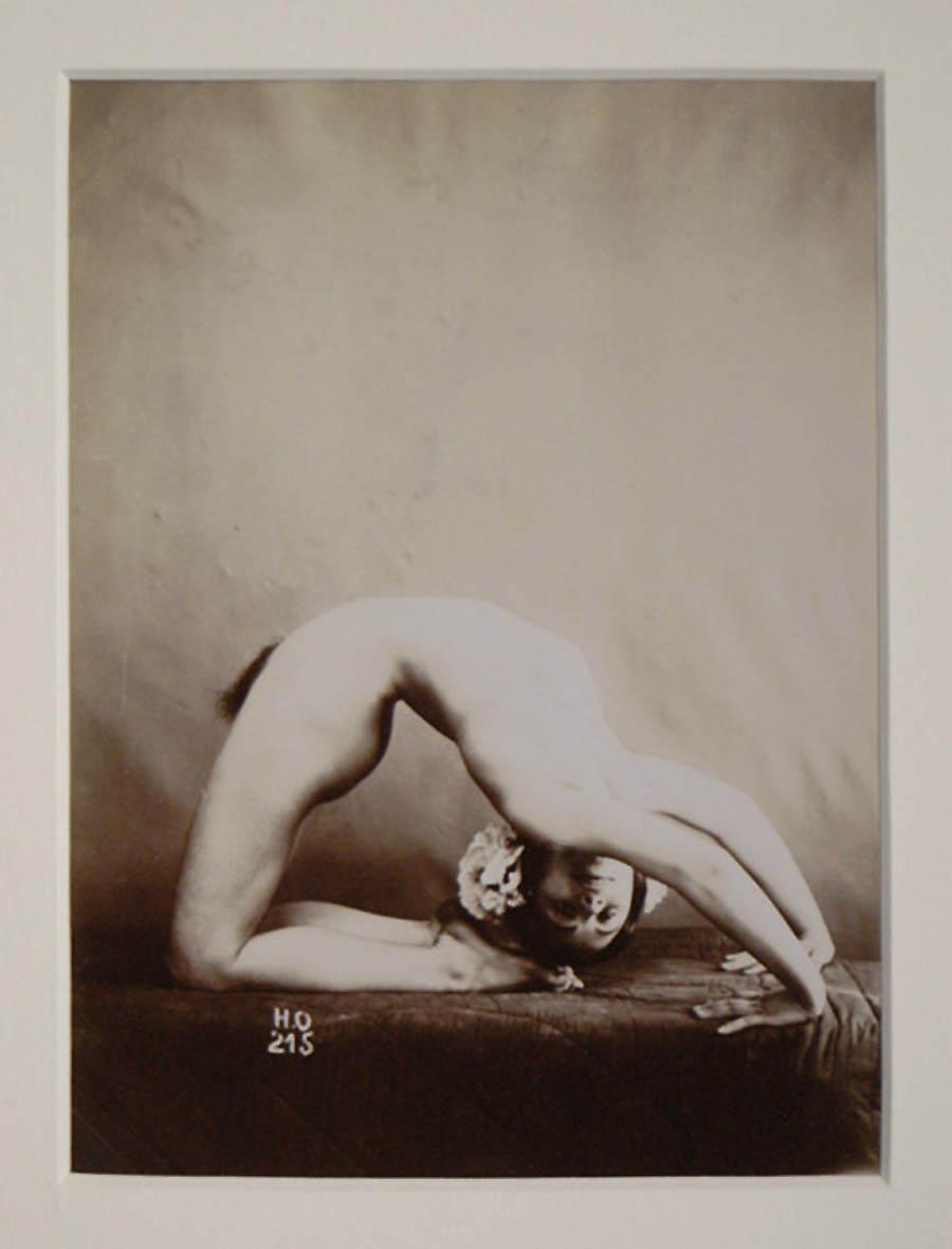 Henri Oltramare - nu,1900