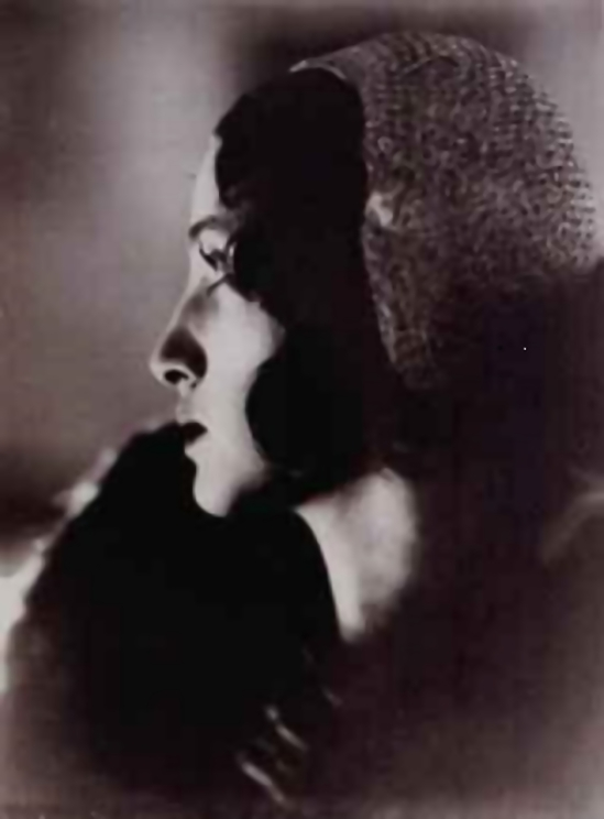 Jacques Henri-Lartigue - Renée Perle  profil ca. 1930 111