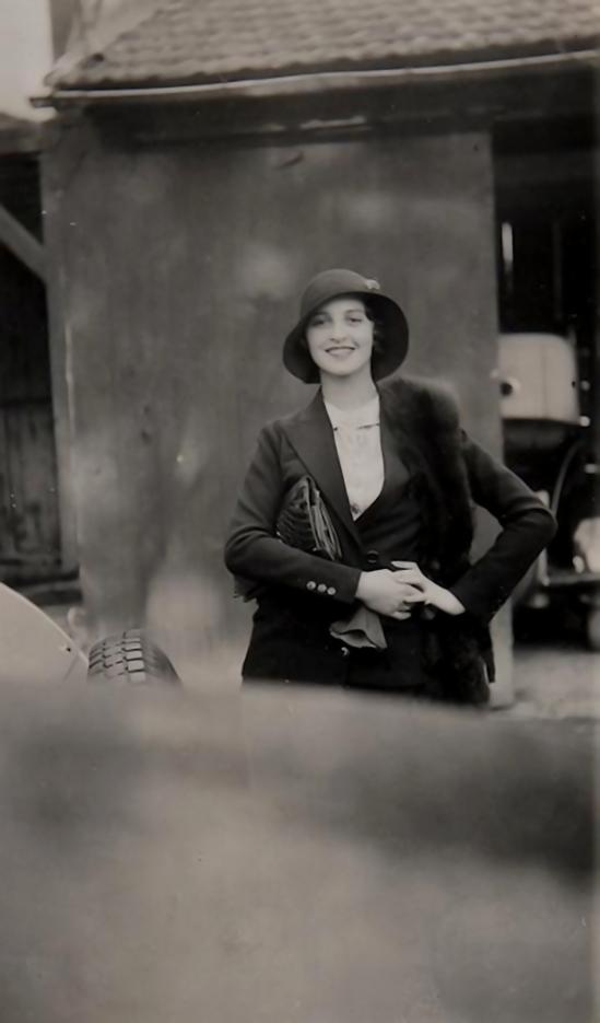 Jacques-Henri Lartigue.Renée Perle, 1931