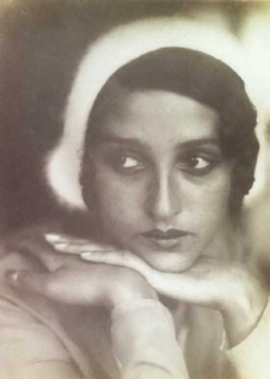 Jacques Henri-Lartigue - Renée Perle songeuse, ca. 1930