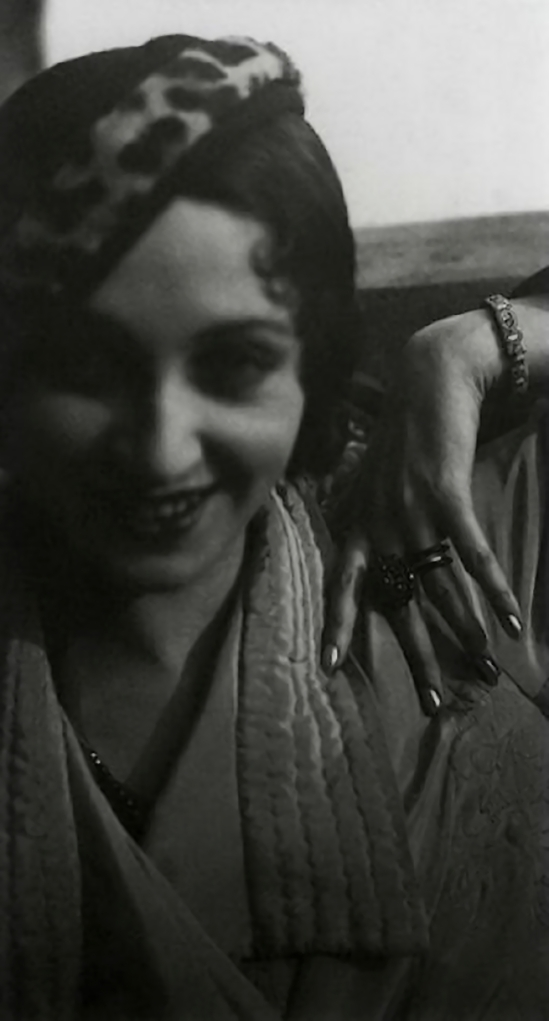 Jacques-Henri Lartigue - Renee Perle  19301