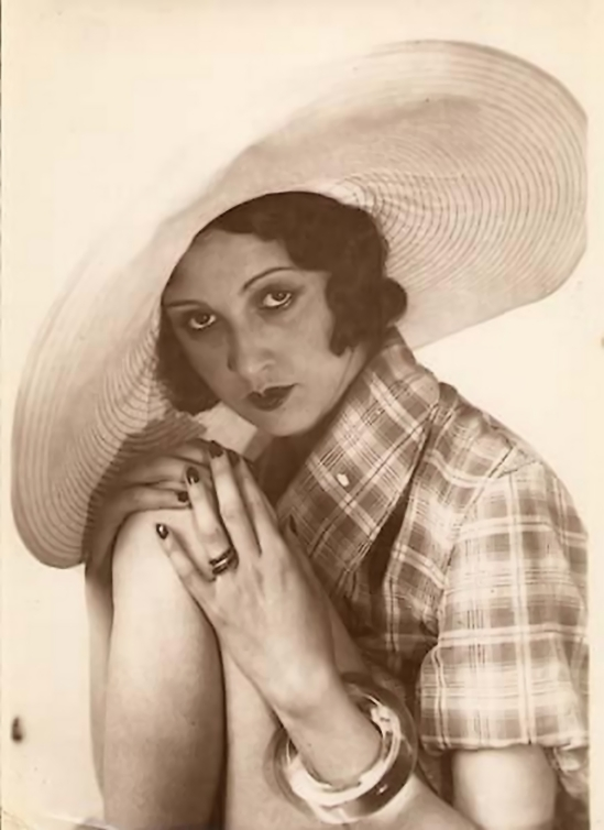 Jacques-Henri Lartigue, Renee Perle, 1933