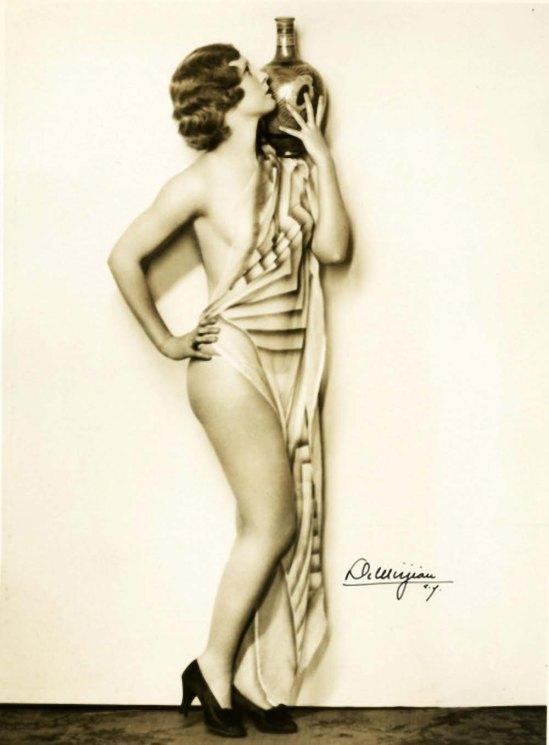 John De Mirjian Geraldine Pratt, 1925-27