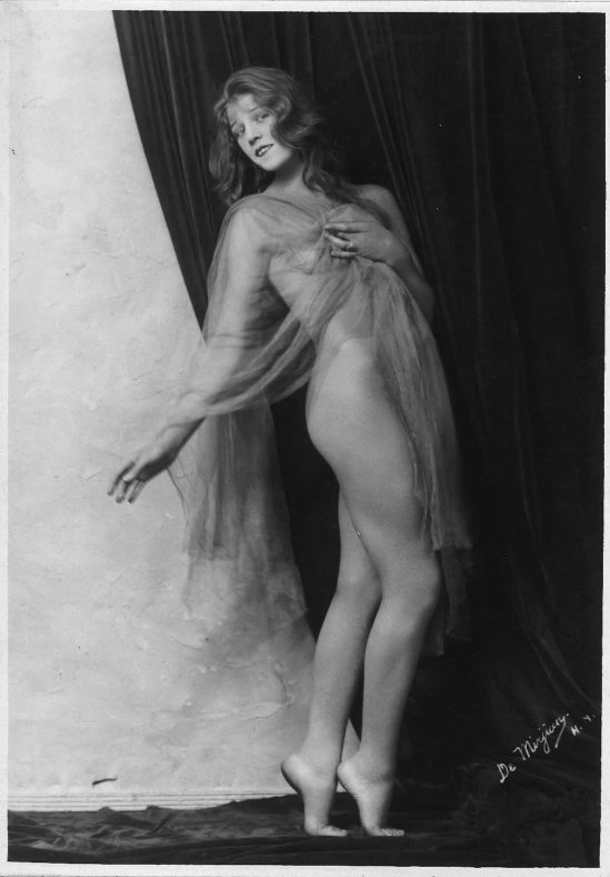 John De Mirjian - Louise from the serie boudoir, 1920