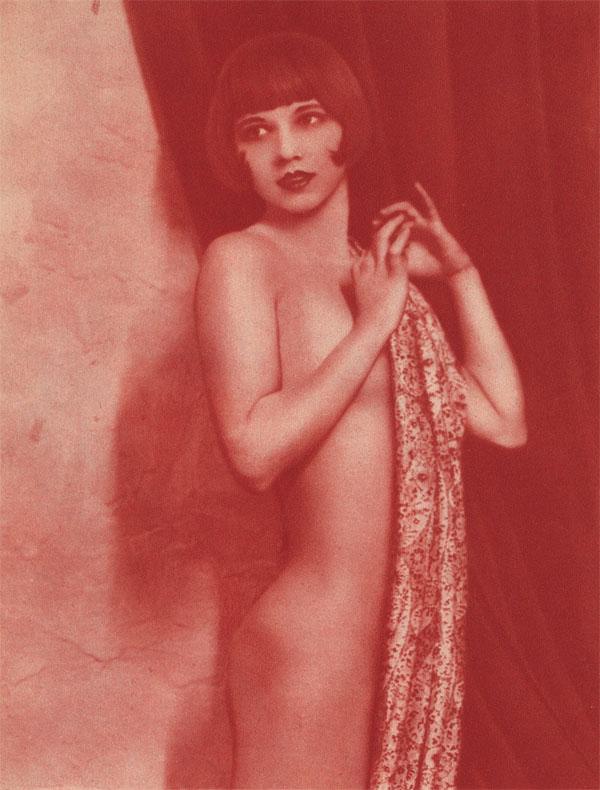 John De Mirjian - Rose marie Haynes , published in the new Eve, 1926