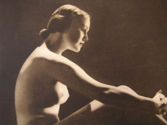 John Everard - From Adams Fifth Rib , 1936 detail