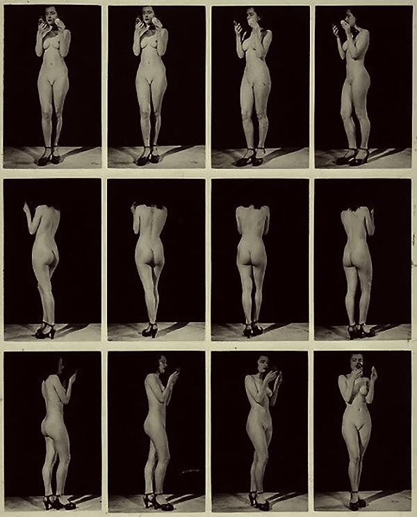 John Everard- From Artit's Model, Ed° The Bodley Head, 1951 (2)