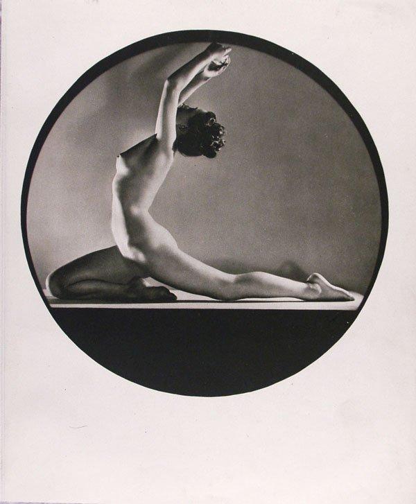John Everard - Nude From My Hundred Best Studies, Ed Bodley Head, 1954