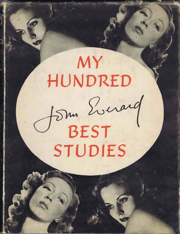John Everard - My Hundred Best Studies, Ed Bodley Head, 1954 1_e
