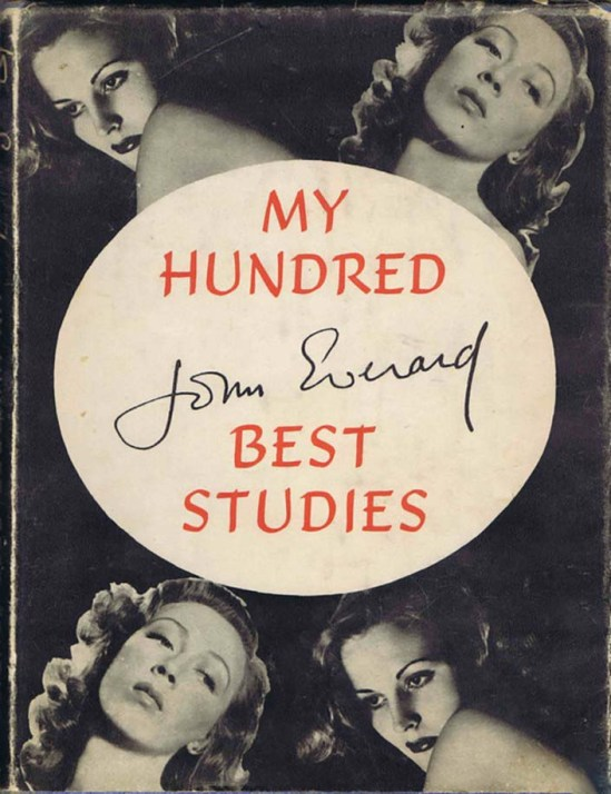 John Everard - My Hundred Best Studies, Ed Bodley Head, 1954 1_e