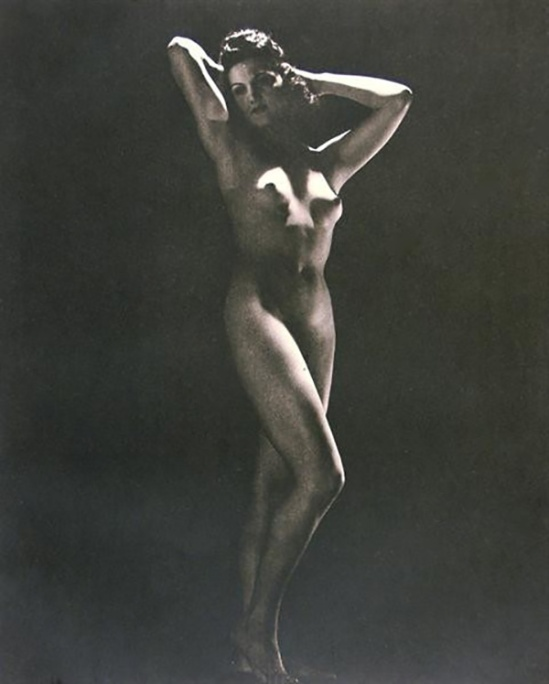 John Everard - Nude From My Hundred Best Studies, Ed Bodley Head, 1954
