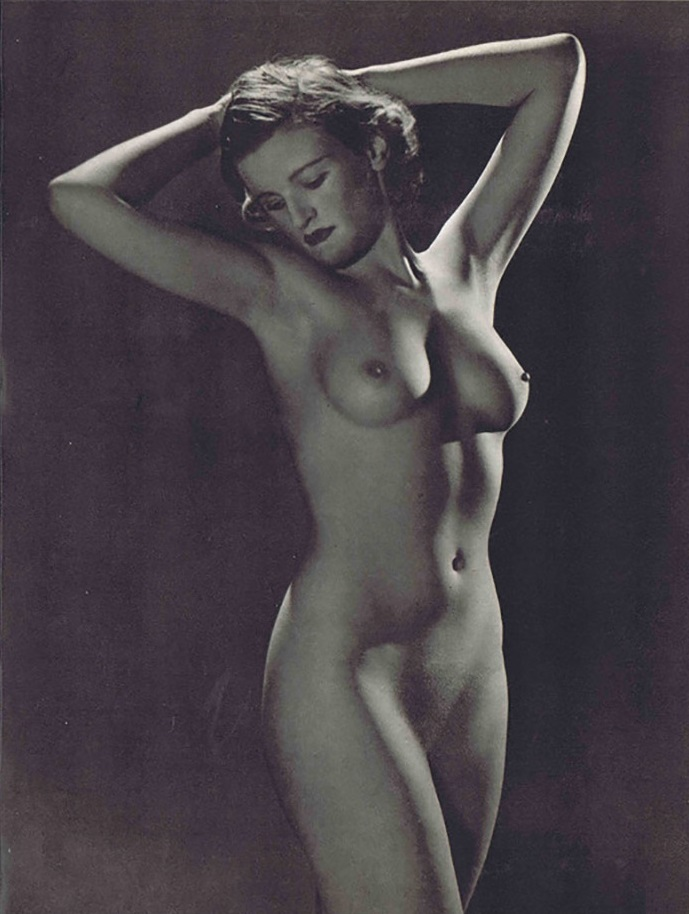 John Everard -Nude From My Hundred Best Studies, Ed Bodley Head, 1954