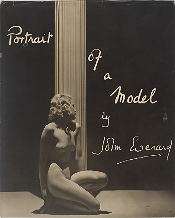 John Everard Portrait of a Model Londres George Routledge & Sons Ltd. 1939