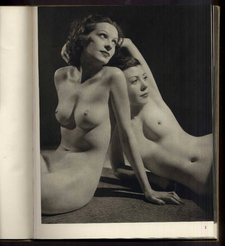 John Everard- Study of nudes from Judgement of Paris, French nudes, ed° George Routledge, London, 1941