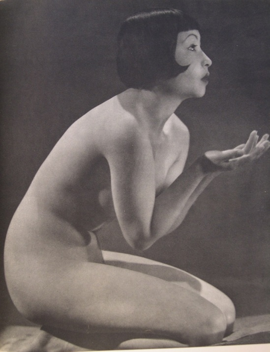John Everard. Suty of nude from John Everard 1936( 48 photogravures) Ed° Chapman & Hall