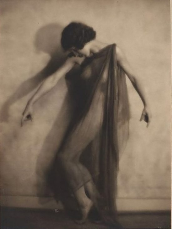 Karl F. Struss   Untitled, From the Series, The Female Figure , 1917 published in Karl Struss. From 48 photographs of the femaleMURAY, NICHOLAS  cf Desha Delteil Performing by Nickolas Muray for Vanity Fair,1921