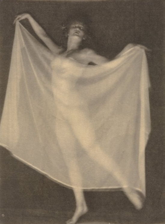 Karl Struss-Untitled,  1917 published in 48 photographs of the female