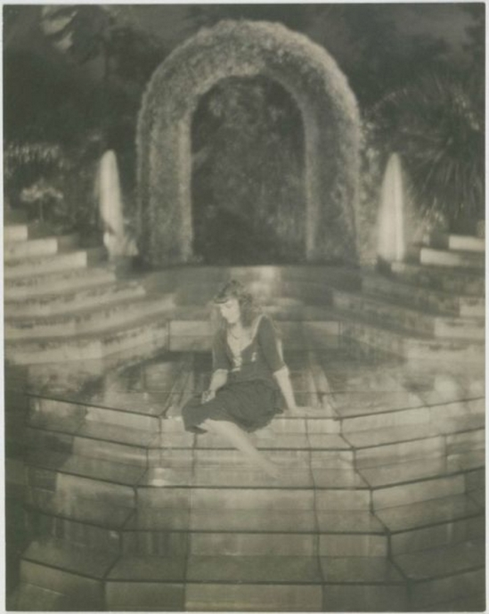 Karl Struss -Agnes Ayres, 1919-20