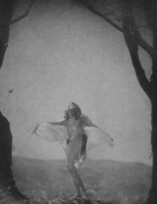 Karl Struss -dance study- 1930