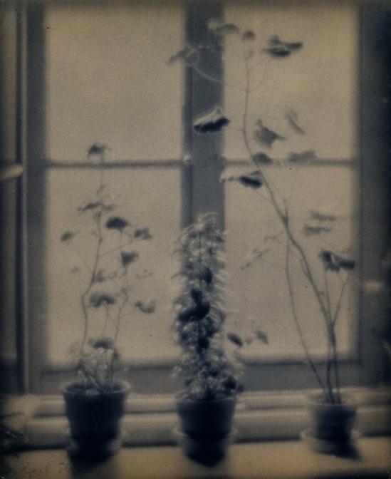 Karl Struss - The Attic Window, Dresden, 1909 -