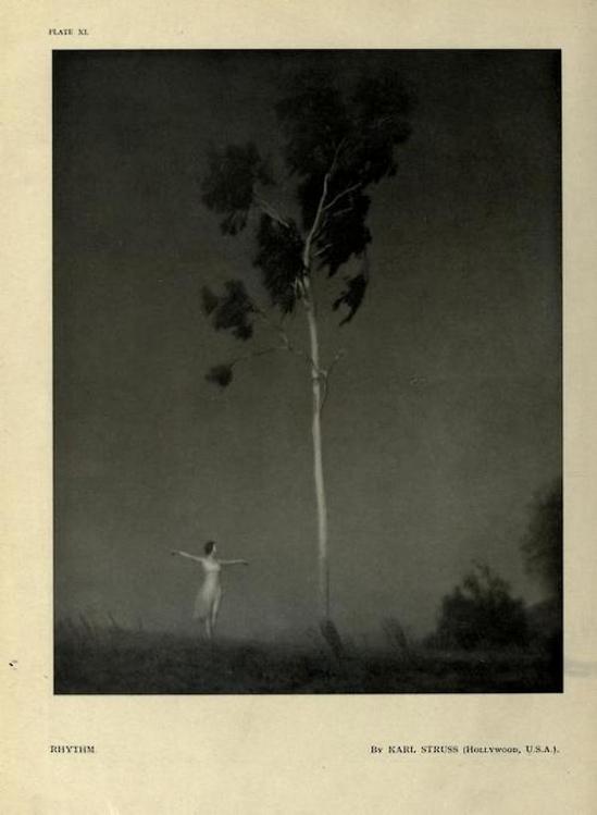 Karl Struss -Rhythm -1921