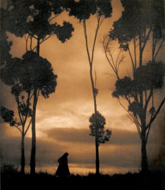 Karl Struss -Storm Clouds-192