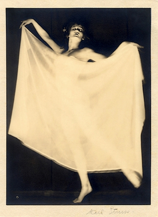 Karl Struss-Untitled,  From the Series, The Female Figure , 1917published in Karl Struss. From 48 photographs of the female