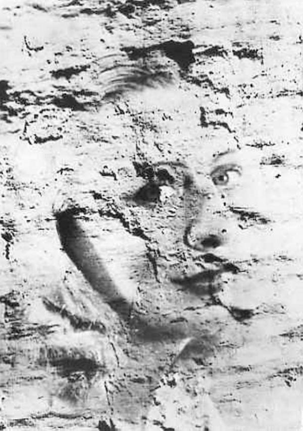 Marcel G. Lefrancq - Haunted eyes, 1947